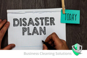 Starting your disaster plan today.