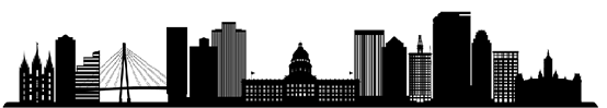 Salt Lake City cityscape for business cleaning services