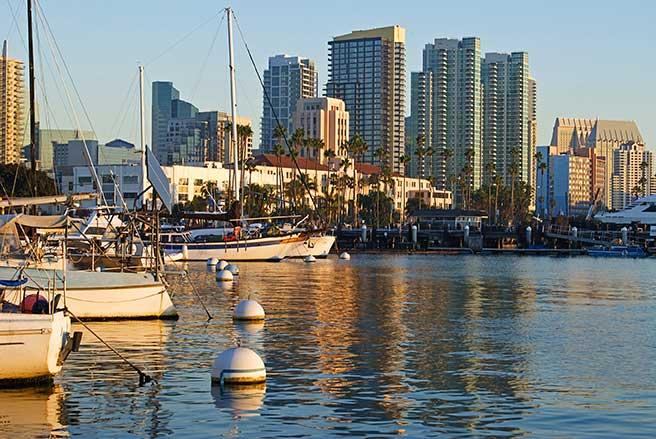 Business Cleaning near San Diego marina