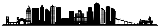 San Diego skyline for San Diego County Business Cleaning Services